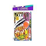ささめ針(SASAME) W-736 お!サヨリOK リール竿用 5号