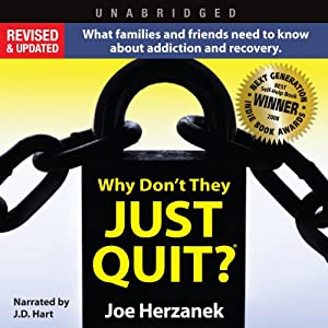 Why Don't They Just Quit? Audiobook