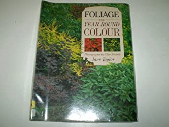 Foliage for Year Round Colour