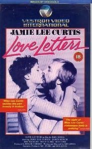 Love Letters VHS Jamie Lee Curtis James Keach Amy