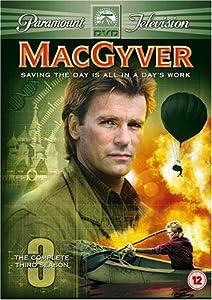 MacGyver - Series 3 - Complete [DVD] [1987]