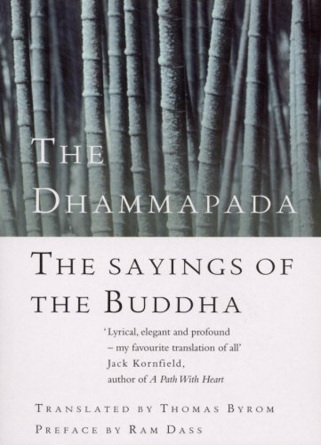 The Dhammapada: The Sayings of the Buddha: The Saying of the Buddha