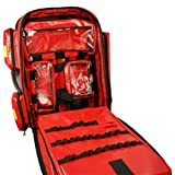 Notfallrucksack MEDICUS XL Plane rot Rettungsrucksack -