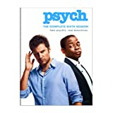 Psych: The Complete Sixth Season ~ James Roday