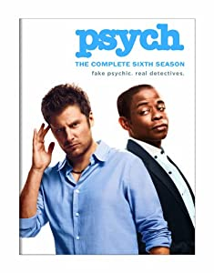 Psych: The Complete Sixth Season [DVD] [Region 1] [US Import] [NTSC]