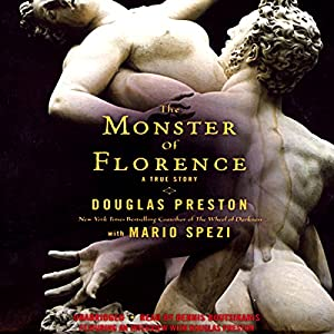 The Monster of Florence Hörbuch