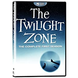 The Twilight Zone: The Complete First Season