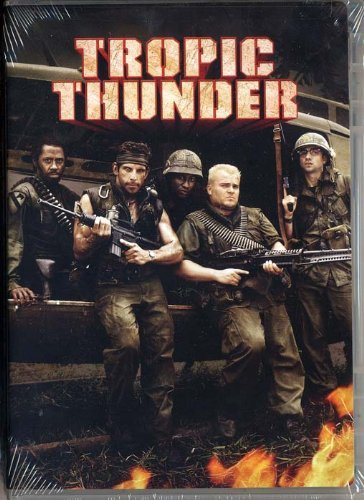 Cover art for  Tropic Thunder (Unrated Director's Cut)