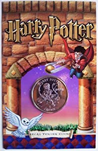 Harry Potter 1 Crown Coin Legal Tender Isle of Man