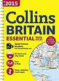 2015 Collins Britain Essential Road Atlas (International Road Atlases)