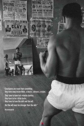 Muhammad Ali-Training in