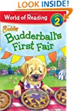 Disney Buddies Budderball's First Fair (World of Reading)