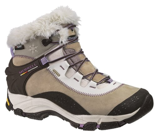 Merrell Women's Brindle Thermo Arc 6 Waterproof 5 B(M) US