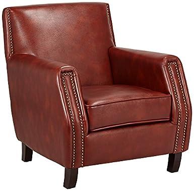 Rossmore Columbia Berry Armchair