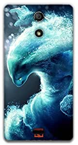 The Racoon Lean Morphling hard plastic printed back case / cover for Sony Xperia ZR