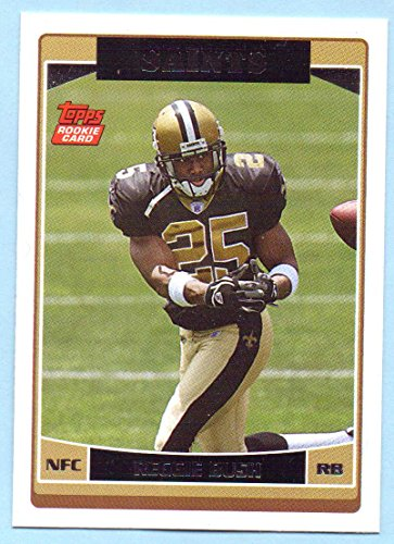 Reggie Bush 2006 Topps Rookie #359 - Detroit Lions, New Orleans Saints, Upper Left (Reggie Bush Rookie Card compare prices)
