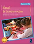 Manuel de la petite section (1Cdrom)