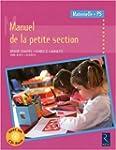Manuel de la petite section (1C�d�rom)