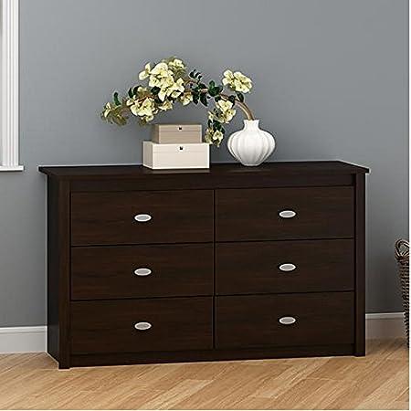 Anderson 6 Drawer Dresser