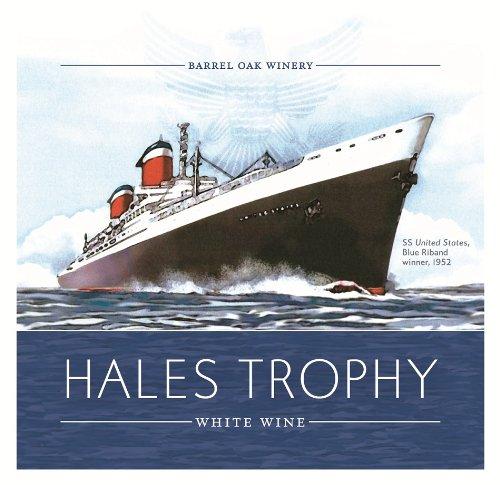 Nv Barrel Oak Winery Hales Trophy White 750 Ml