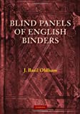 J. Basil Oldham Blind Panels of English Binders