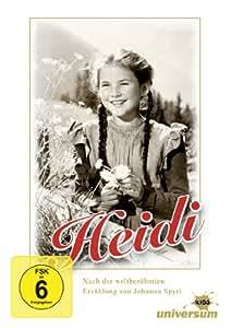 Heidi Film 1952 Deutsch