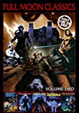 Full Moon Classics, Vol. 2: Robot Wars; Mandroid; Lurking Fear; Invisible Chronicles of Benjamin Knight; Dark Angel The Ascent (REGION 1) (NTSC) [DVD] [US Import]