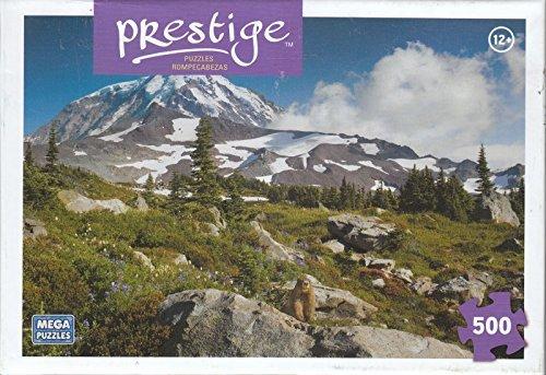Prestige Puzzle - Marmont's Paradise 500 Piece Puzzle