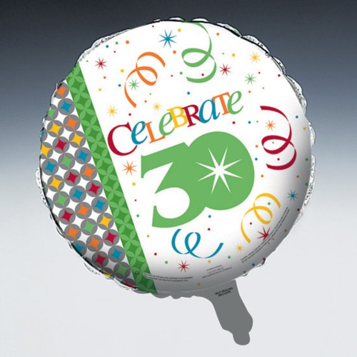 Celebrate In Style 30 Foil Balloon