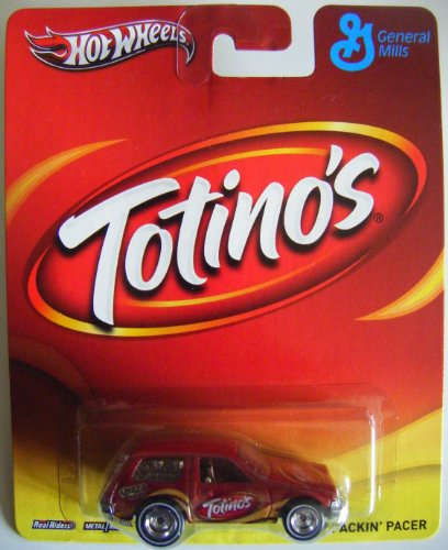 HOT WHEELS POP CULTURE TOTINO'S '77 PACKIN PACER - 1