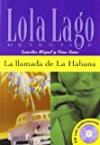 img - for La llamada de la Habana. Serie Lola Lago (Spanish Edition) book / textbook / text book
