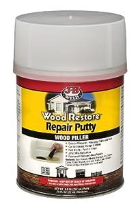J-B Weld 40004 Wood Restore Repair Putty - 757mL