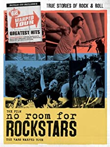 The Vans Warped Tour:No Room For Rockstars (DVD/CD)