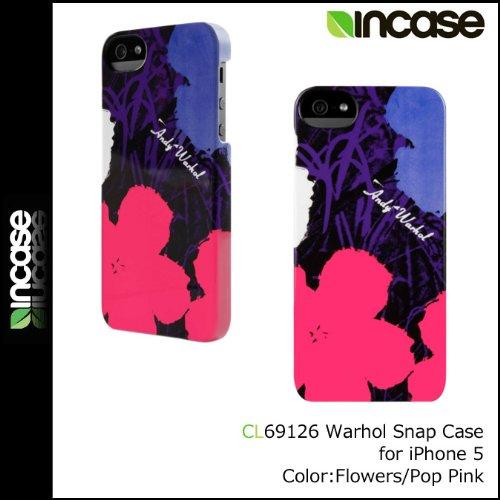 (インケース) INCASE iPhone アイフォン ケース [フラワーズ×ポップピンク] CL69126 iPhone5 メンズ レディース FLOWERS×POP PINK (平行輸入品)