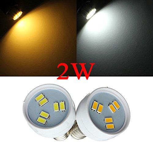E14 2W Smd 5630 White/Warm White Led Spot Light Bulb 110V