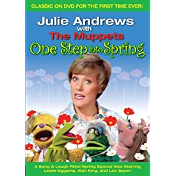 Julie Andrews: One Step Into Spring