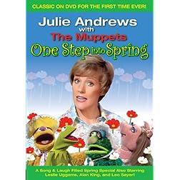 Julie Andrews: One Step Into Spring