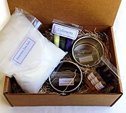 DIY Artisan Make Bath Salt Kit (Makes 3)