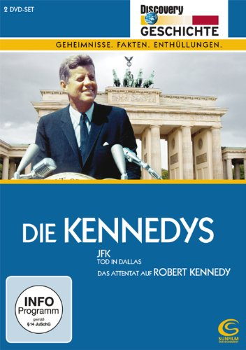 DIE KENNEDYS [IMPORT ALLEMAND] (IMPORT)  (COFFRET DE 2 DVD)