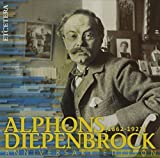 Alphons Diepenbrock : Int�grale des oeuvres orchestrales, Lieder, Messes, Oeuvres � cappella (DVD : Missa in die festo)