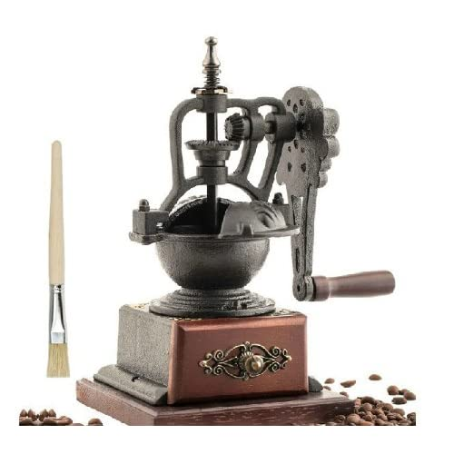Retro Cast Blacksmith Manual Grinder Coffee Bean Grinder