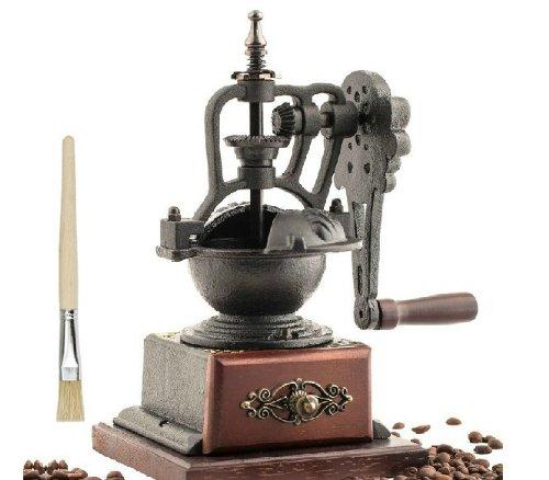 Retro Cast Blacksmith Manual Grinder Coffee Bean Grinder 0