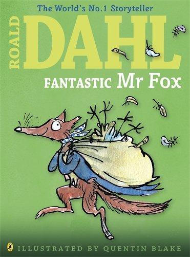 Fantastic Mr Fox (Colour Edn) (Dahl Colour Editions)