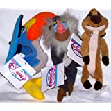 Disney's Zazu, Rafiki and Timon From the Lion King