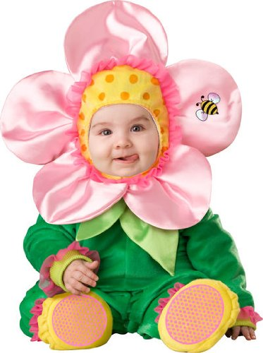 In Character Costumes - Baby Blossom Infant / Toddler Costume - Infant (12-18M)