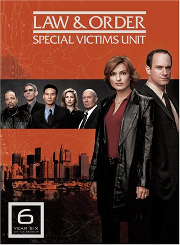 Law and Order Special Victims Unit: Season 6
