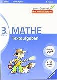 Lern-Detektive: Textaufgaben (Mathe 3. Klasse)