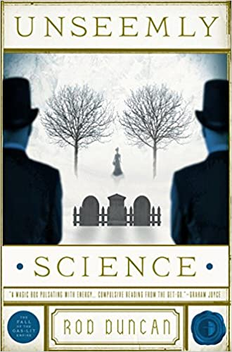 Unseemly Science cover