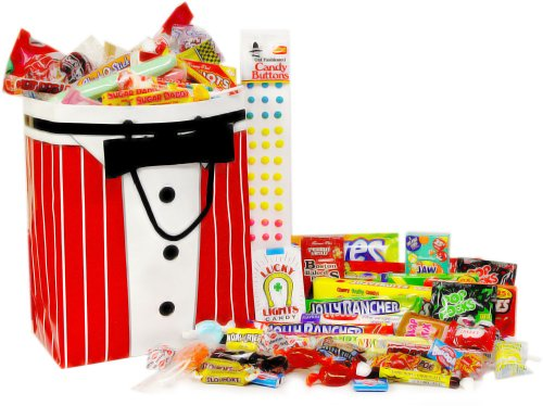 Tuxedo Gift Bag Retro Candy Gift Bag