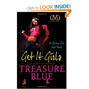 Get It Girls - Treasure E Blue